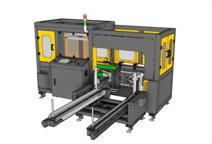 Vertical style | Automatic | Tape Seal / PW-568AHERT