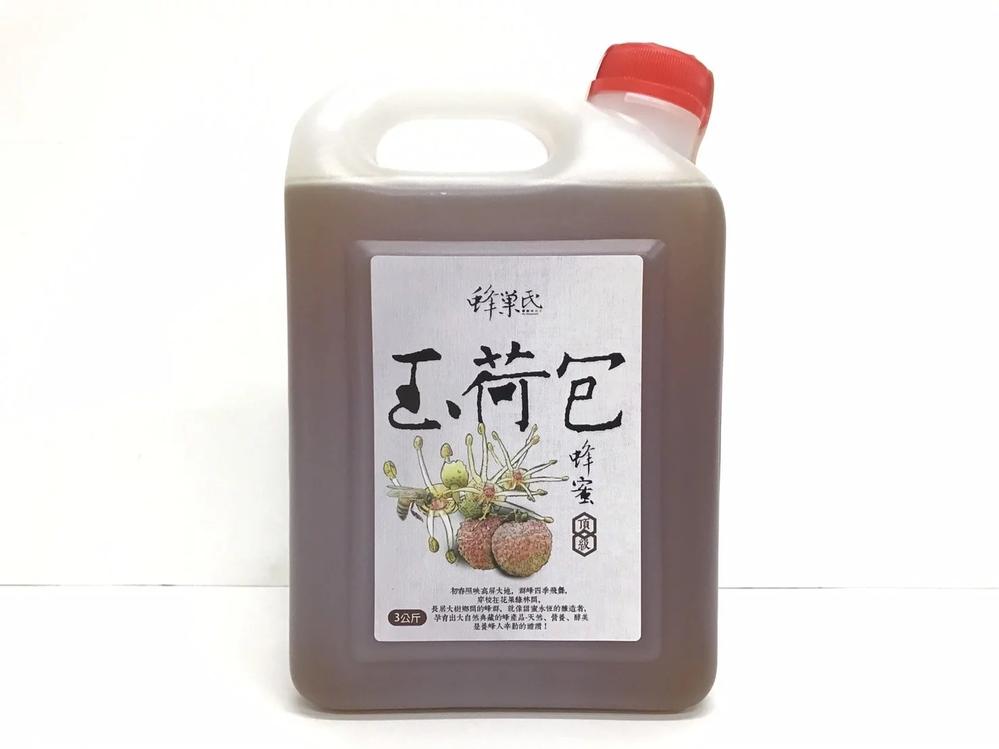 嚴選驗證玉荷包蜂蜜(3Kg)/桶