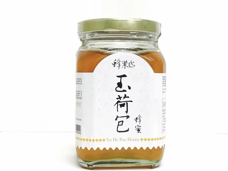 嚴選驗證玉荷包蜂蜜(370g)/瓶