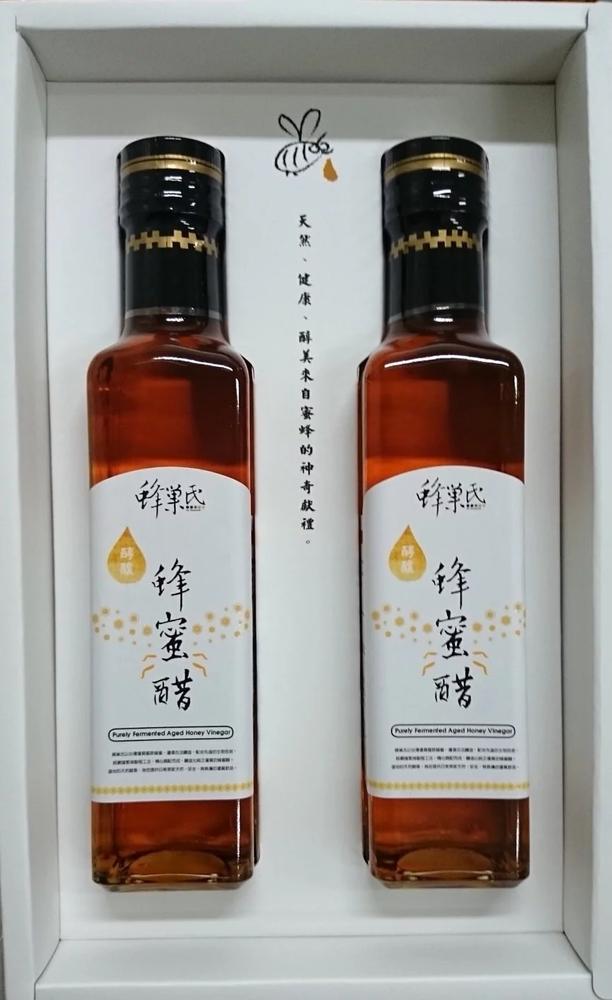 蜂蜜醋 250 ml 2入禮盒組 1 組