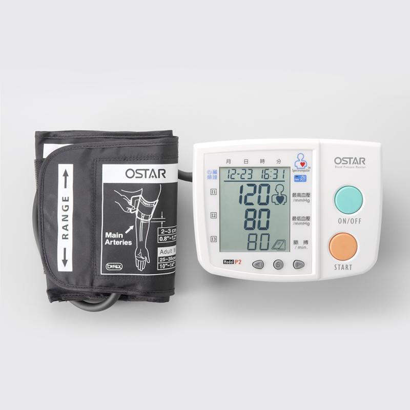 心臟頻譜血壓計 / P2