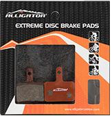 EXTREME CARBON DISC BRAKE PADS