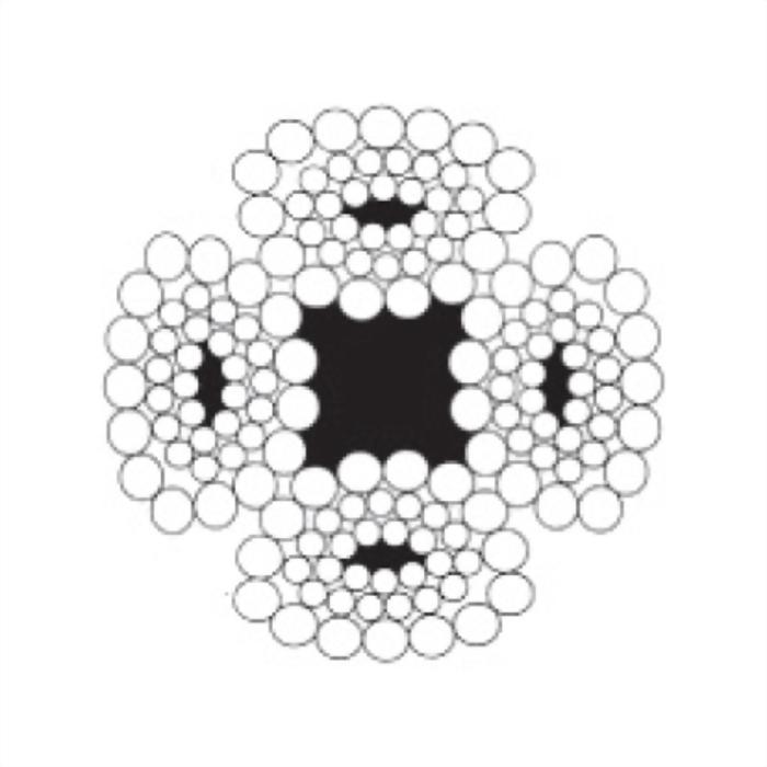4x39非旋轉鋼索