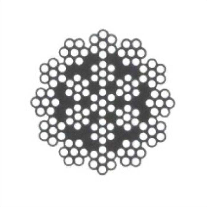 19x7非自轉性鋼索