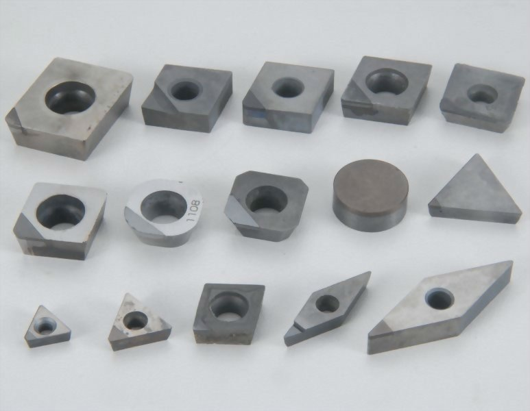 Second- hand CBN PCD diamond insert