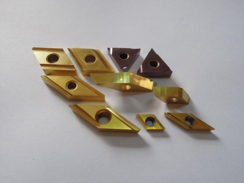 Second-hand tungsten carbide inserts