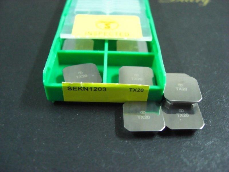 SEKN1203 tungsten carbide inserts