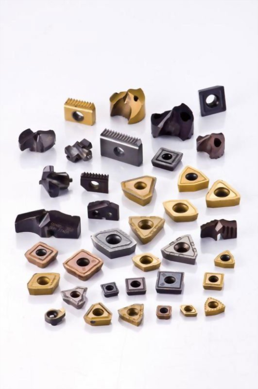 Second-hand tungsten carbide inserts