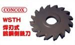 WSTH Tungsten Carbide Side Milling Cutter