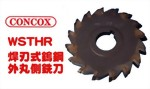 WSTHR Tungsten Carbide External Side Milling Cutter