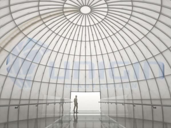 天文館球幕廠商、博物館穹頂廠商、數位天文館屏幕 - 宇建形象