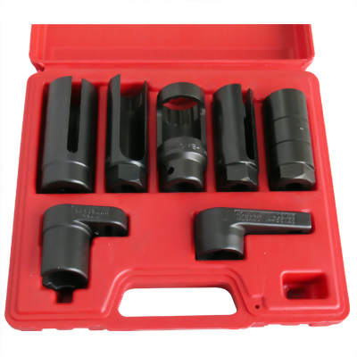 7 PCS OXYGEN SENSOR WRENCH SET