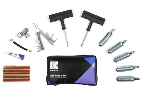 Tire Repair Kit for Car & Motor