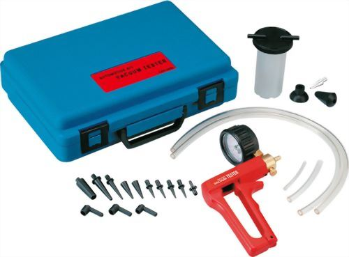 Vacuum Tester & Brake Bleeder Kits