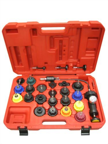 16 Pcs Radiator Pressure Test Kits