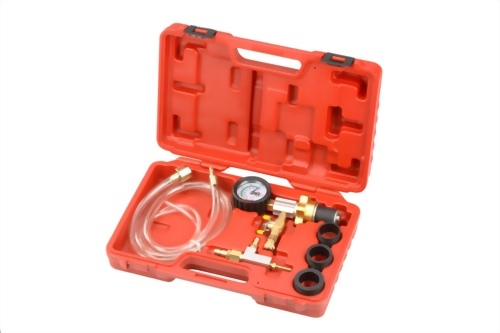 Cooling System Vacuum Purge and Refill Kits