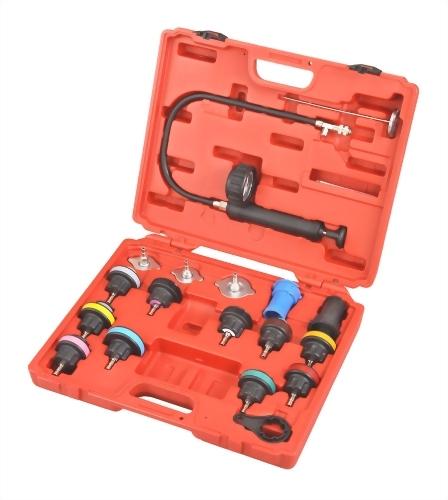 18 Pcs Universal Radiator Pressure Test Kits