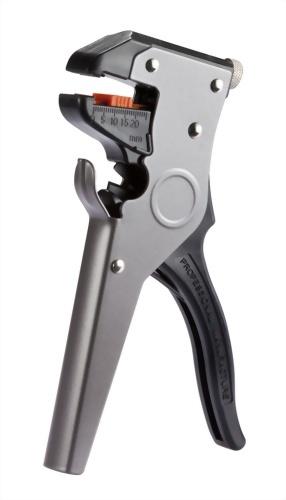 Wire Stripper (Meta body-Nylon grip)