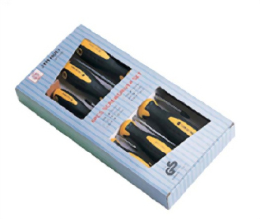 6Pcs  Screwdriver Set (S2 blade)
