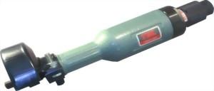 "3"" Industrial Roll Type Throttle Horizontal Air Grinder."