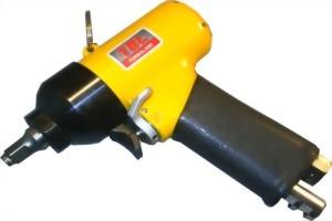 "3/8""(Sq.) Industrial Twin Hammer Mechanism Air Impact Screwdriver"