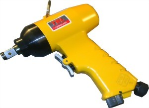 "1/4""(Hex.)/3/8""(Sq.) Industrial Single Hammer Mechanism Air Impact Screwdriver With Lever Quickly Reverse Type"