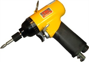 """1/4""""Hex.(3/8""""Sq.) Industriail Two Hammer Mechanism  Air Impact Screwdriver(Wrench)"""