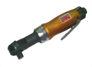 "1/4"";3/8"" Super Duty Air Mini Ratchet Wrench"