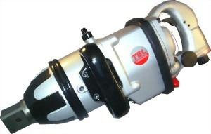"""1 1/2"""" Super Duty Twin Hammer Mechanism Air Impact Wrench With/2"""" Extened Anvil"""