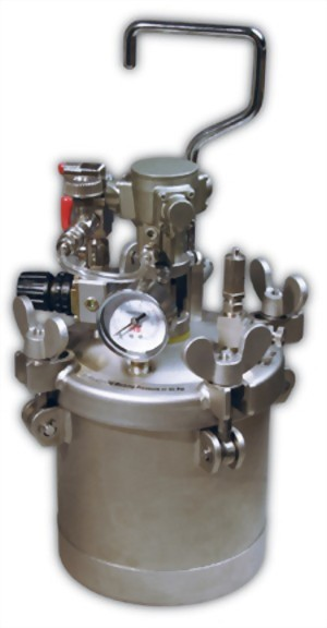 2 Litter Pressure Feed Tank