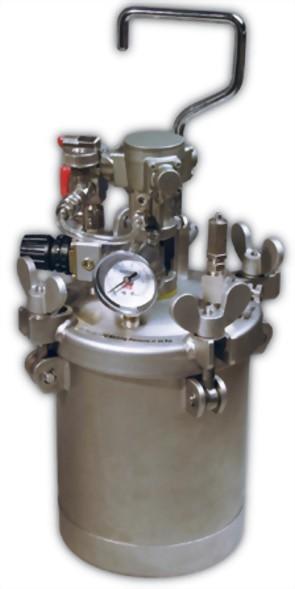 4 LIitter Pressure Feed Tank