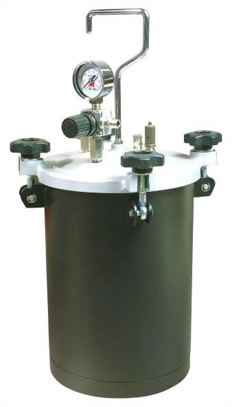 2 1/2 Gallon Pressure Tank