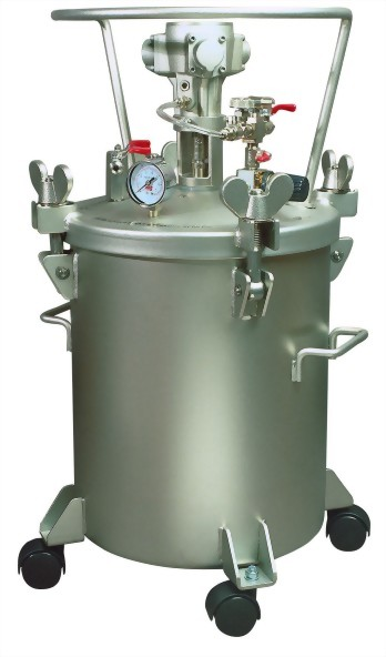 20 Litter Auto Type Pressure Feed Tank