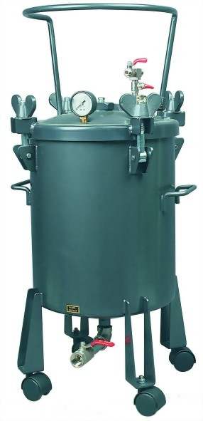 20 Litters  Dome Type Pressure Feed Tank