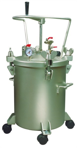 20 Litter Manual Type Pressure Feed Tank