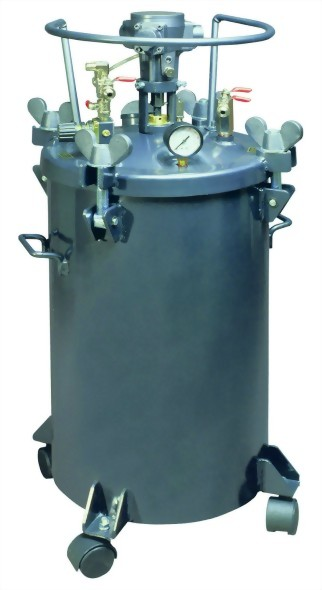 40 LITTERS AUTO TYPE PRESSURE FEED TANK