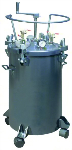 40 LITTERS MANUAL TYPE PRESSURE FEED TANK