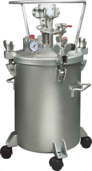 50 Litter Auto Type Pressure Feed Tank