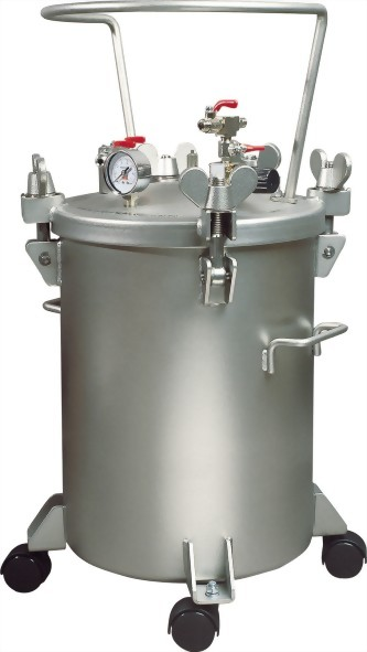 50 Litter Pressure Feed Paint Tank