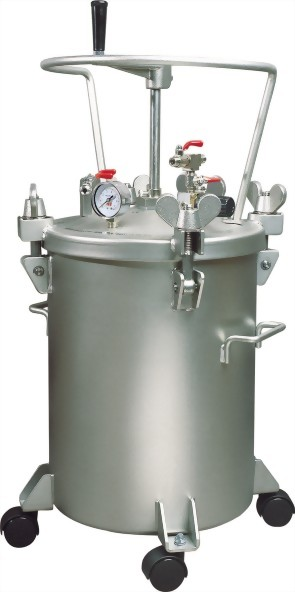 50 Litter Manual Type Pressure Feed Paint Tank