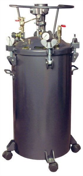 80 LITTERS AUTO TYPE PRESSURE FEED PAINT TANK