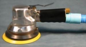 "Heavy Duty Self/Central Vacuum Type Random Orbital Sander With 5""/6"" Pad"
