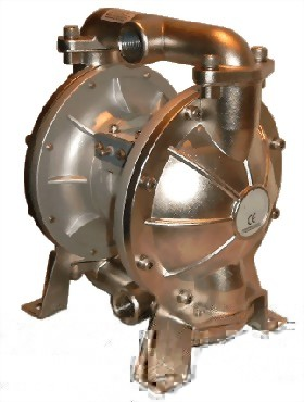"1"" DOUBLE DIAPHERAGM PUMP"