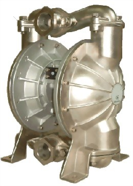 "2"" DOUBLE DIAPHERAGM PUMP"