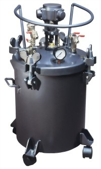 20 Litter Auto Type Pressure Feed Paint Tank
