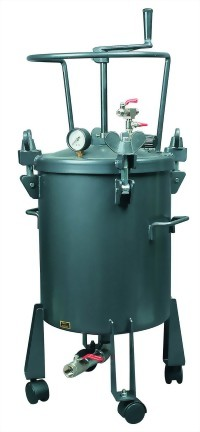 20 Litters  Dome Type Pressure Feed Paint Tank