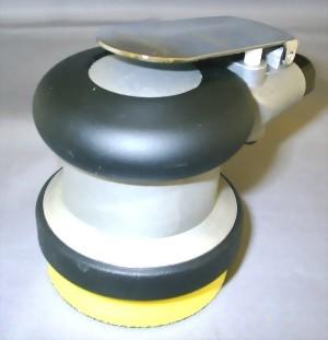 "Industrial 5mm LP Random Orbital Sander Wtih 3.5"" Pad"