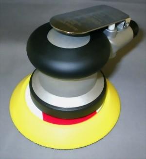 "Industrial 5mm LP Random Orbital Sander With 5"" Pad"