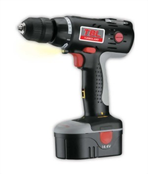 "14.4V 3/8"" Cordless Professional Drill With Keyless Chuck"