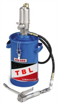 8L Air Lubricator For Grease Low Noise Type